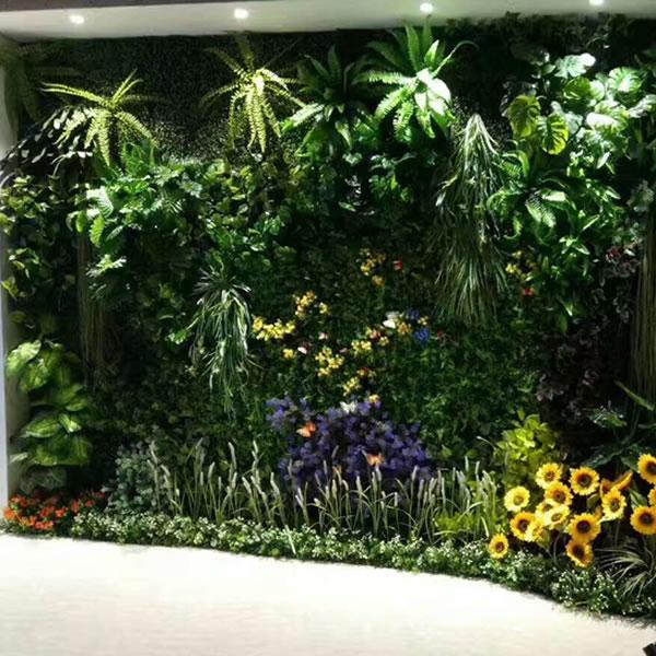 佛山迪赛纳科技 仿真植物墙