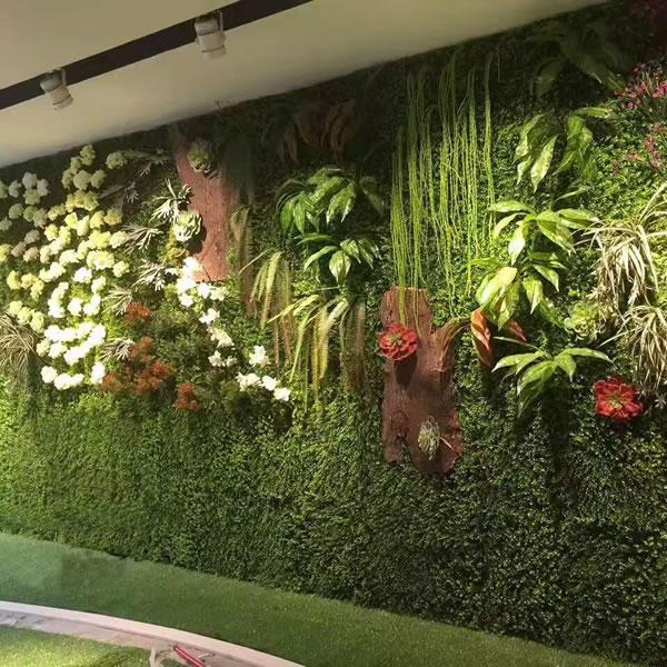 佛山汉维科技 仿真植物墙