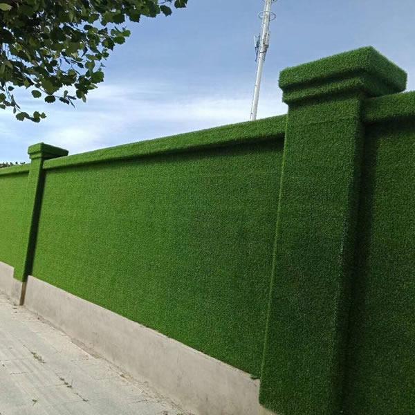 人造草坪 围挡草坪