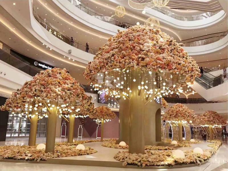 上海万象园 仿真造景