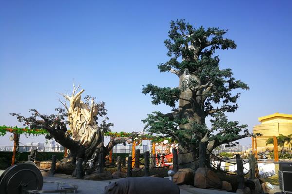 如何延长仿真树的使用寿命