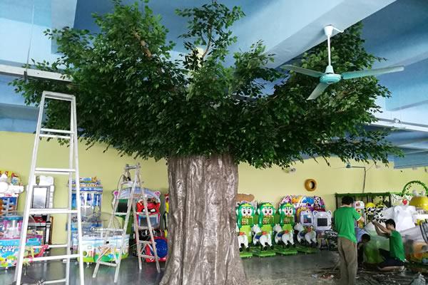 仿真树日常维护的方法都有哪些