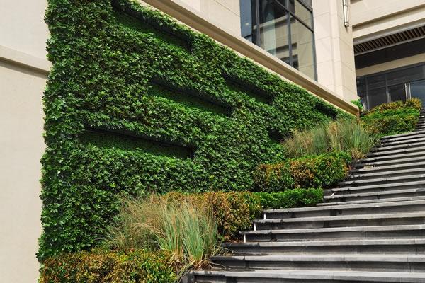 植物墙围挡施工对周围环境条件有哪些要求